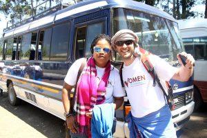 Women to Kilimanjaro